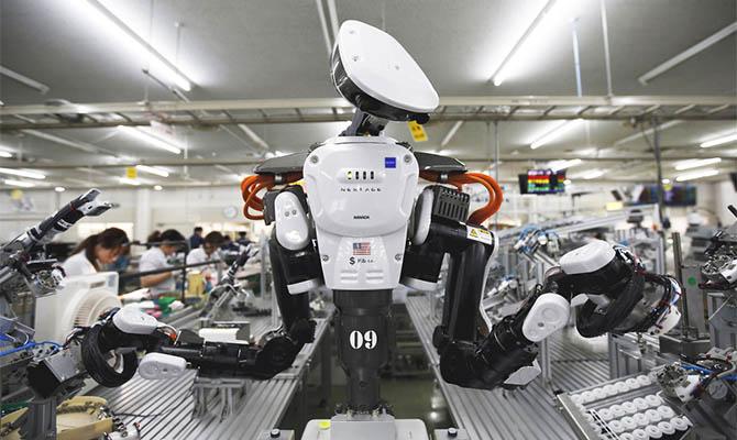 Южная Корея, боевые роботы, новости, технология, войны будущего, биомиметика