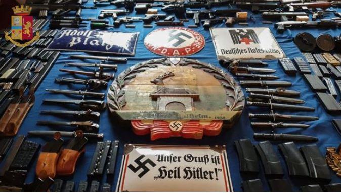Италия, ДНР, Боевики, Арсенал, Неонацисты, Война.