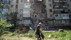 юго-восток украины, новости донецка, ситуация в донецке, ато, макеевка, детский садик