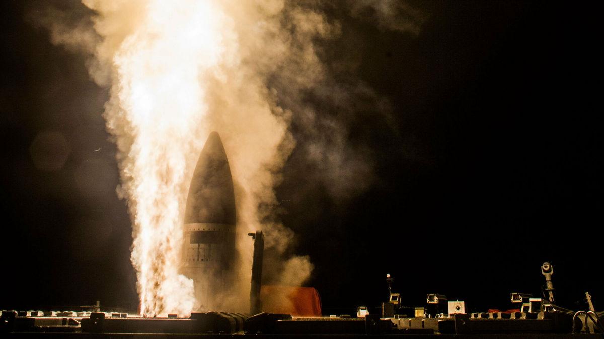 США перебросят к границам России противоракеты нового поколения