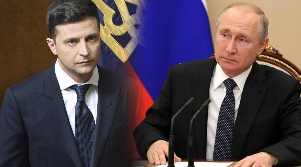 Зеленский предложил Путину пересмотреть Минские соглашения – в Кремле ответили