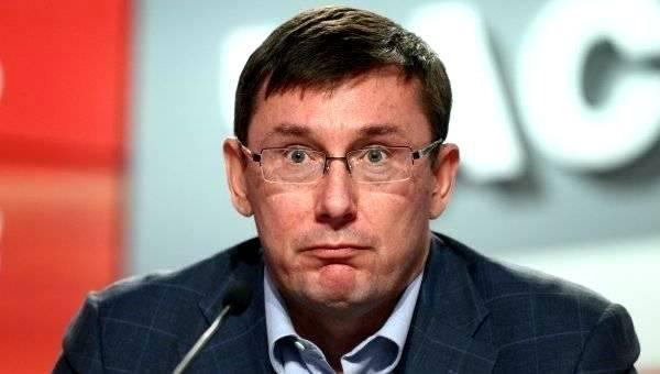 """""""Ах вы вонючие скунсы!"""" - журналист Гнап показал, как Луценко на самом деле """"воюет"""" с коррупцией - опубликованы фото главных коррупционеров, которые """"борятся"""" со взятками рядом с Генпрокурором"""
