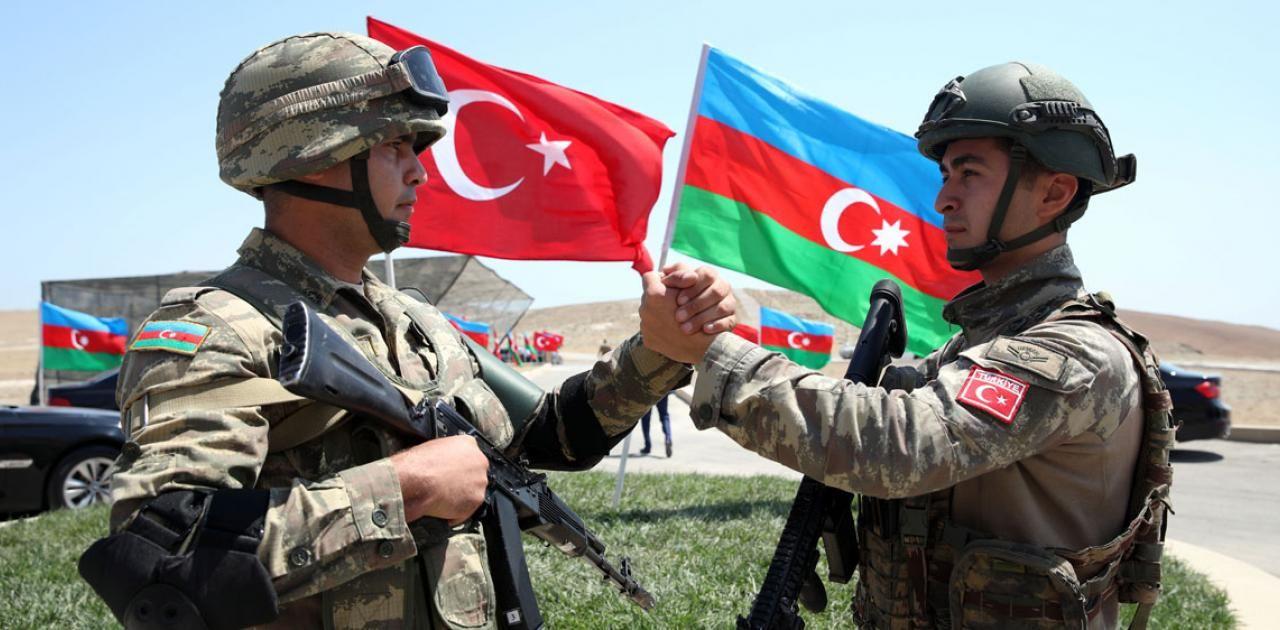 Турция и Азербайджан создают совместную армию - опубликовано заявление
