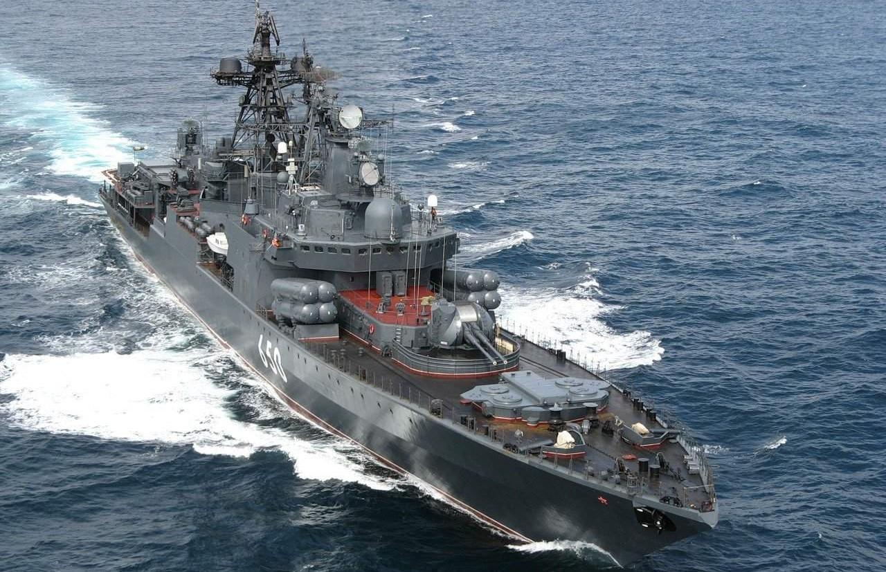 Кремль снова провоцирует: военные корабли РФ вторглись в экономическую зону Латвии - стали известны подробности