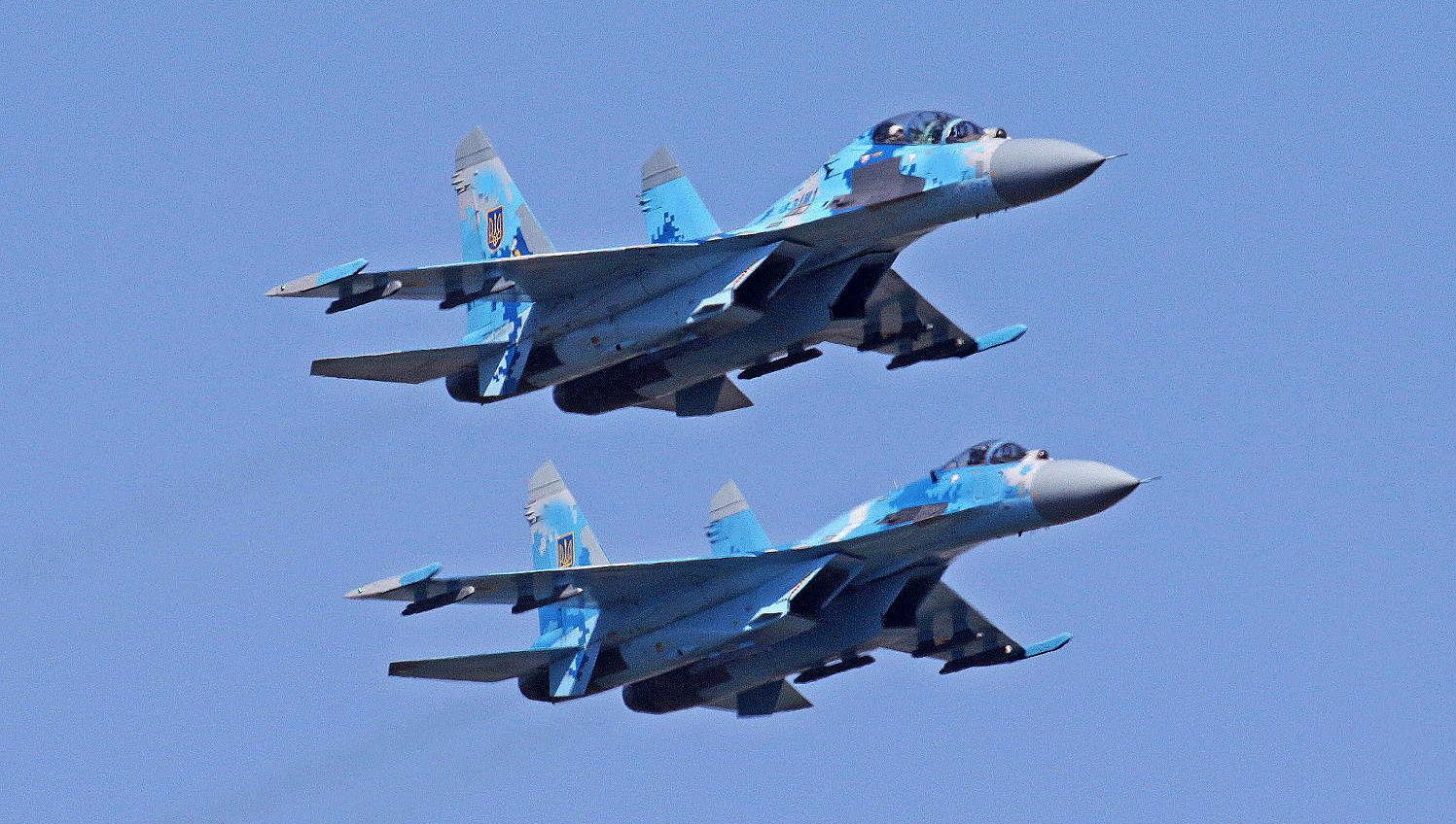 День Независимости Украины: в Сети появилась схема парада Военно-воздушных сил