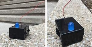 Местные жители канадской провинции обнаружили устройство для поиска фантомов - кадры