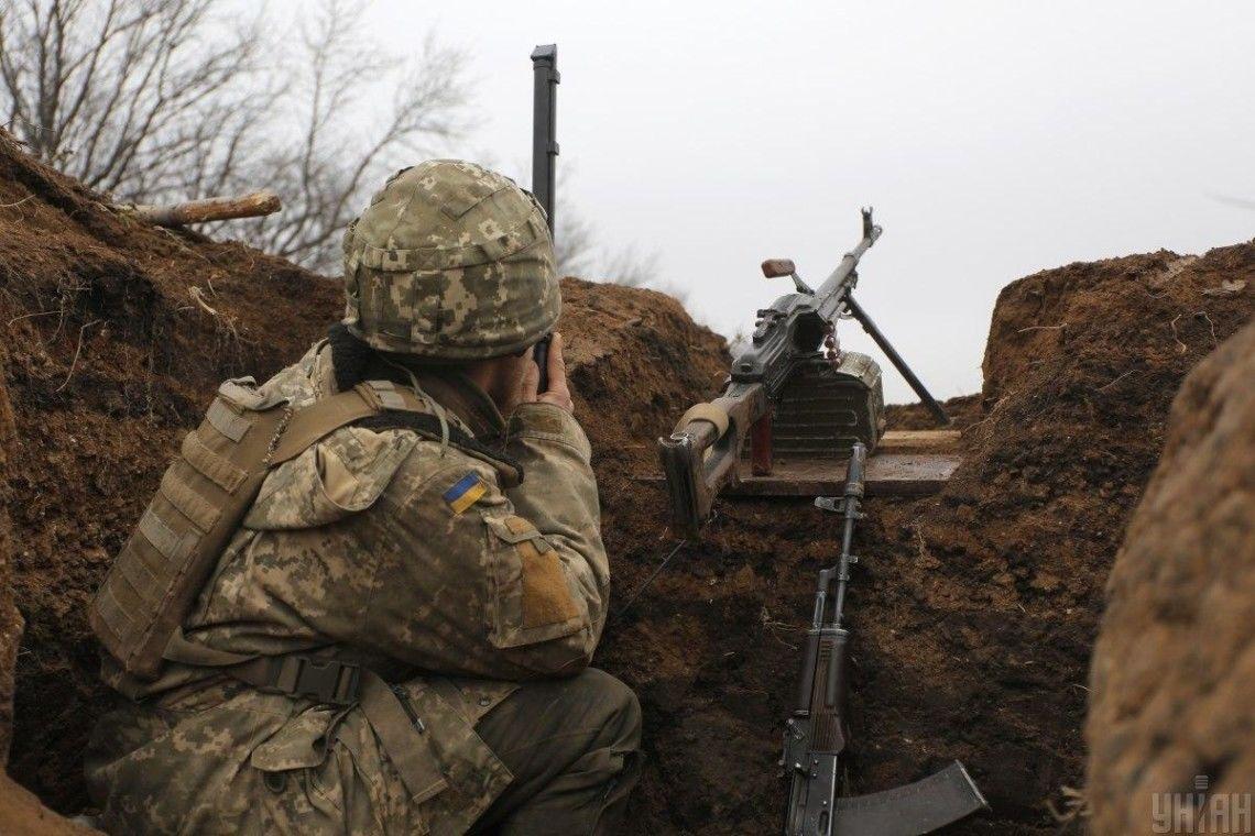 Вооруженные формирования РФ устроили провокацию на Донбассе - у ВСУ новые потери