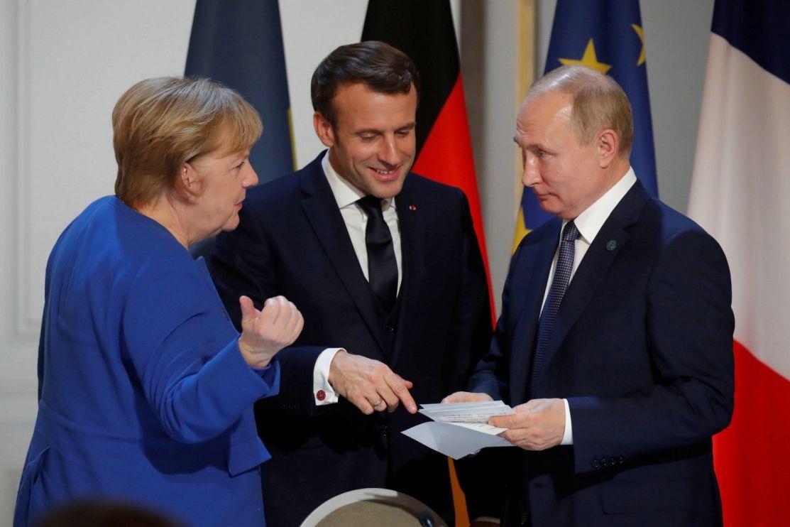 """Зеленский """"наказан"""" - переговоры """"Нормандской четверки"""" показали """"слабое место"""" Путина"""
