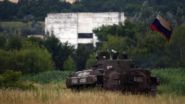 ДНР: ополчение начало контрнаступление у Красного Луча