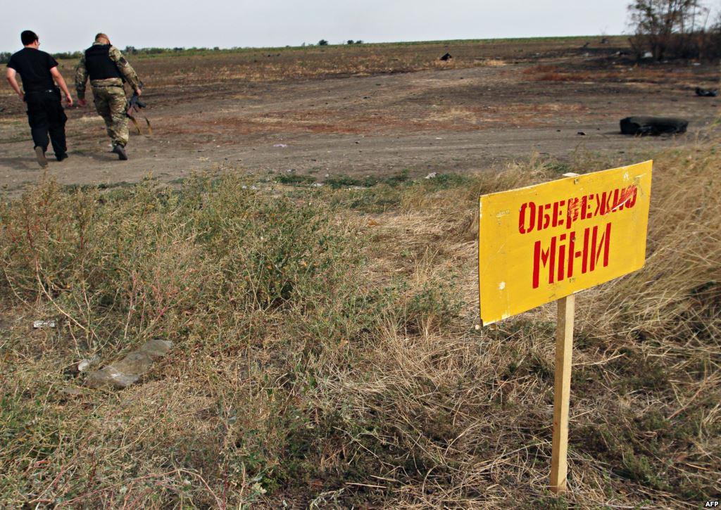 """В """"серой зоне"""" на Донбассе на минах подорвались 2 человека - Жебривский рассказал подробности инцидента под Волновахой"""