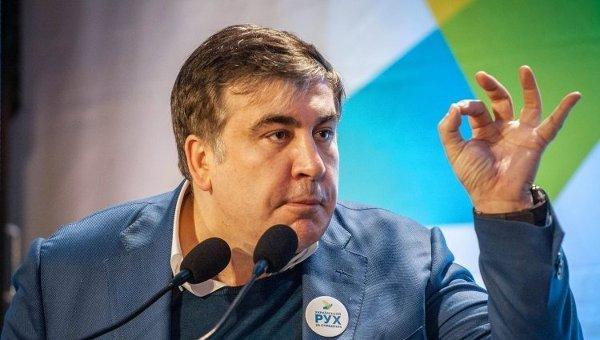 Саакашвили призывает отгородиться настоящей стеной от оккупированных территорий Донбасса: опубликовано видео заявления