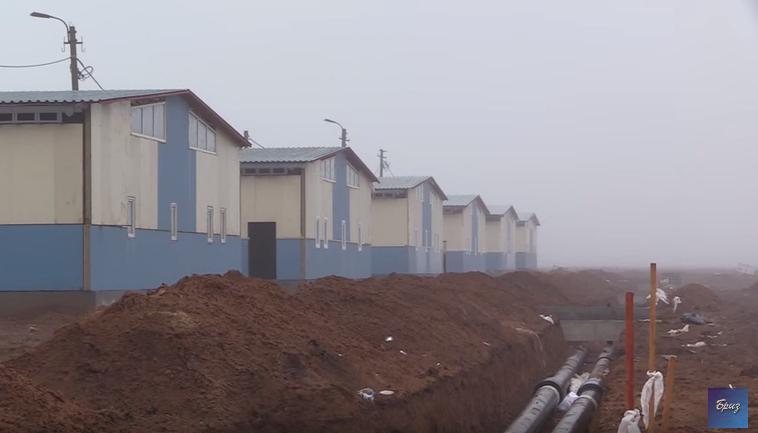 Минобороны: Украина продолжает строительство не имеющего аналогов в ВСУ современного полевого лагеря, - кадры