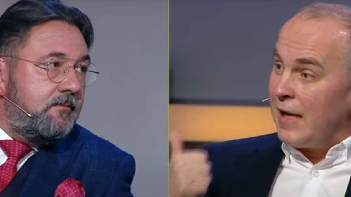 """Потураев поставил на место Шуфрича: """"С Вами давно бы разобрались по законам военного времени"""""""