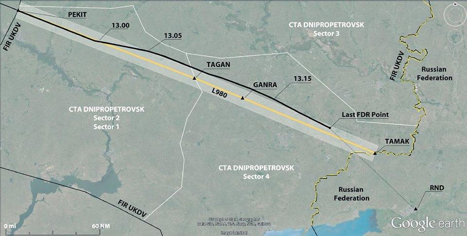 Российские диспетчеры отклонили курс МН17 перед его крушением: всплыли важные подробности резонансного дела
