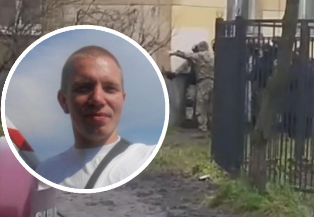 Захватчика 6 детей в Колпино Дениса Бельтюкова задержал спецназ
