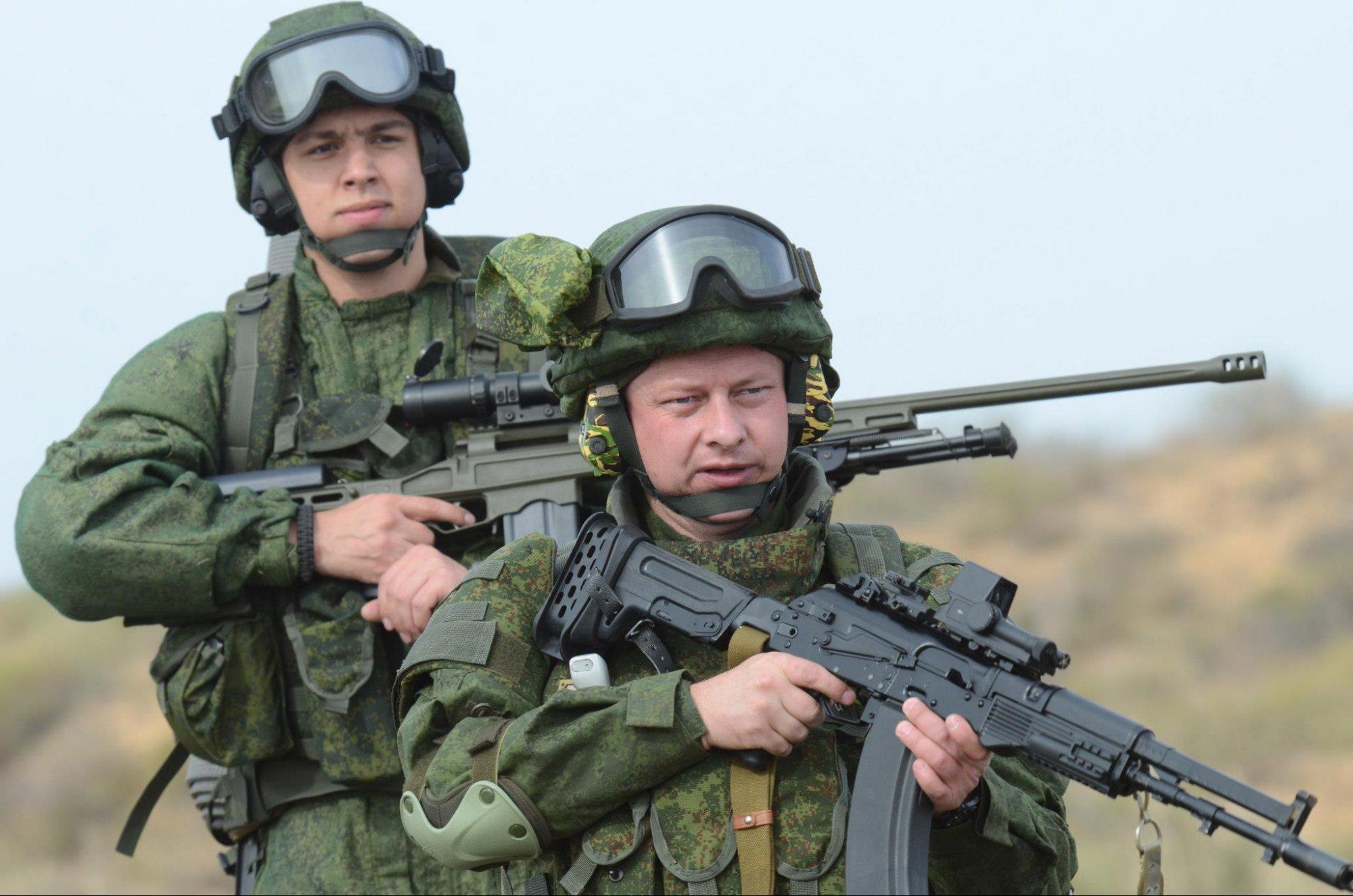 ИноСМИ: Восточная Украина - испытательный полигон для нового военного потенциала России