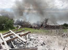 В Лисичанске от взрыва погиб ребенок, еще один - в реанимации