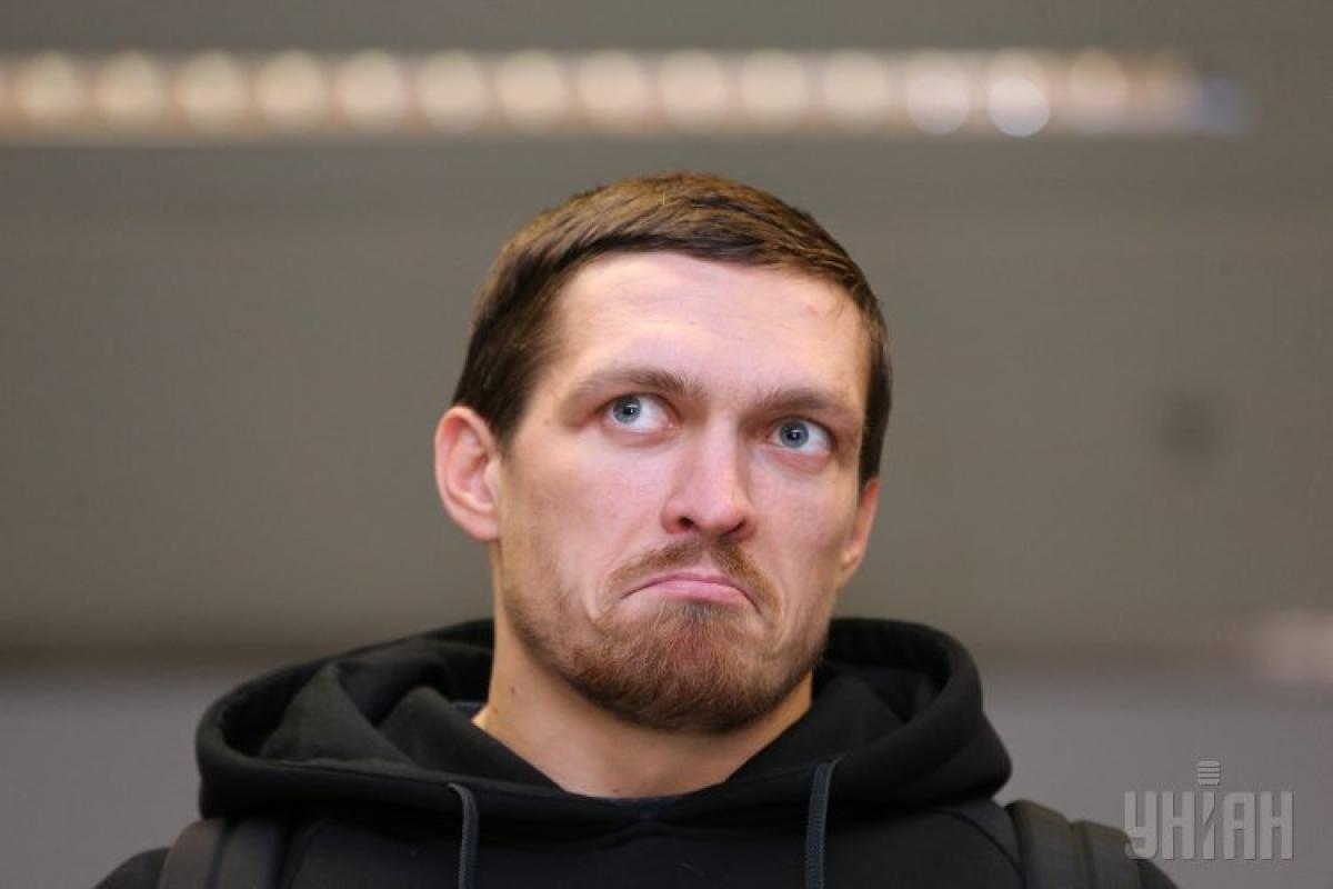 Экс-футболист сборной Украины красиво ответил Усику из-за коронавируса: боксер в ответ молчит