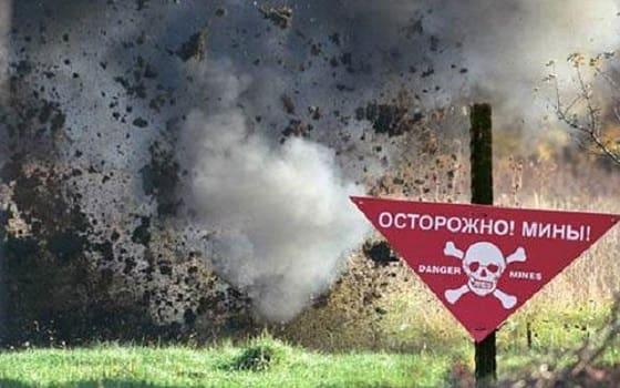 СМИ: На Донбассе автомобиль с сотрудниками СБУ подорвался на мине террористов - стали известны шокирующие подробности страшной трагедии