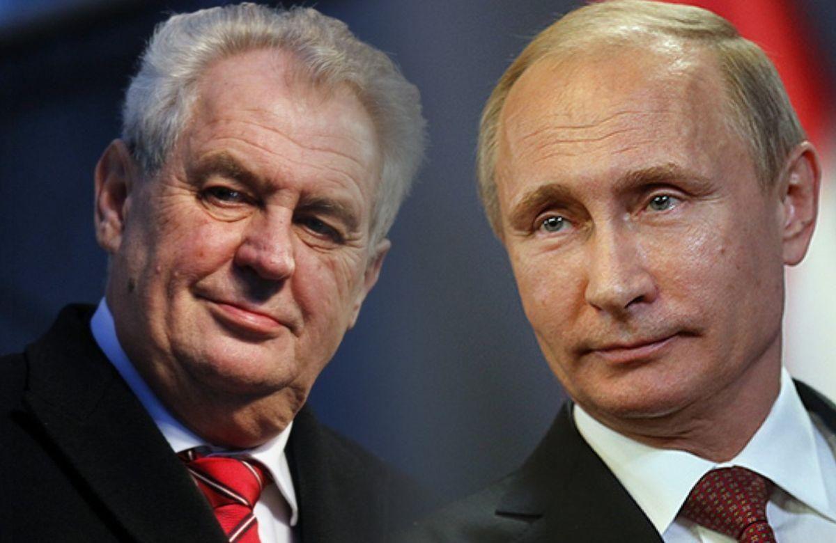 """""""Земан не сможет сделать никаких шагов навстречу Москве"""", - эксперт о том, как Кремль потерял Чехию"""
