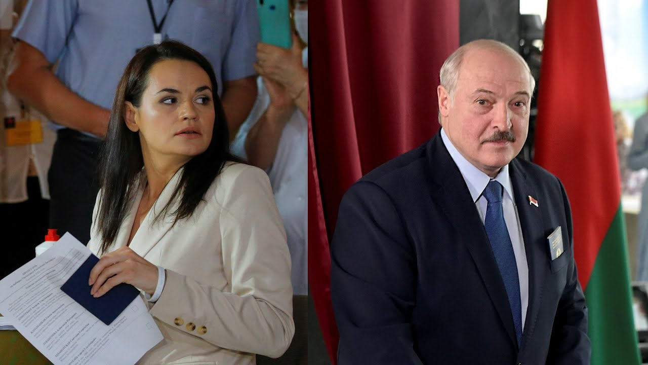 """Лукашенко рассказал, как Тихановская рыдала у него на плече: """"Она забыла, что я ее спас и дал денег"""""""