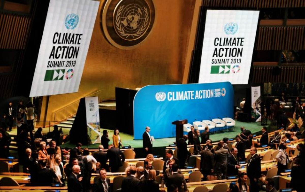 Конференция ООН по климату завершилась в Мадриде.