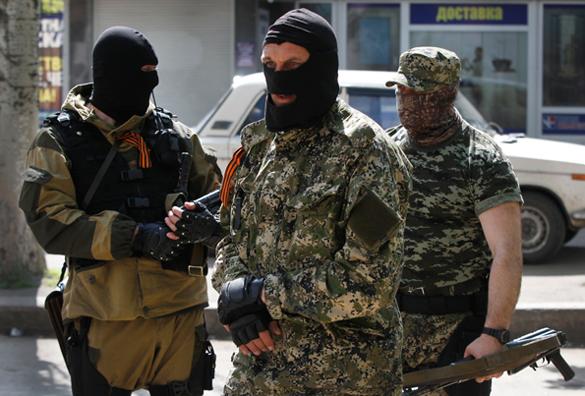 СМИ: в рядах ДНР воюют французские и испанские добровольцы