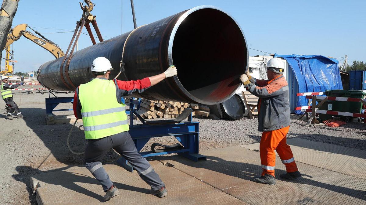"""СМИ назвали нового конкурента газопровода """"Северный поток-2"""""""