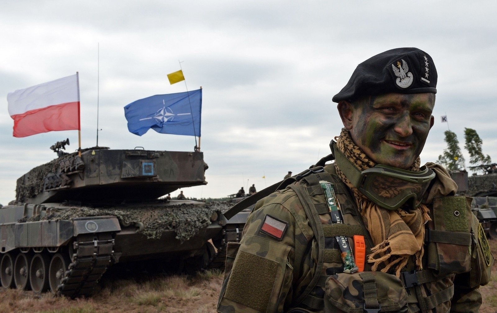 Польша и Литва показали зубы подготовкой к вторжению России – Кремль будет взбешен учениями НАТО