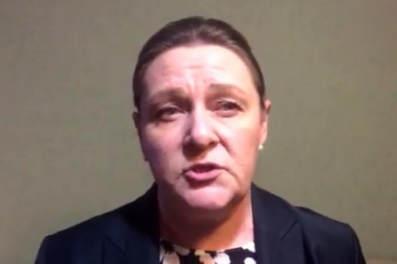 Чемодан, вокзал, за поребрик: российский суд принял окончательное решение по делу донецкой сепаратистки Мармазовой