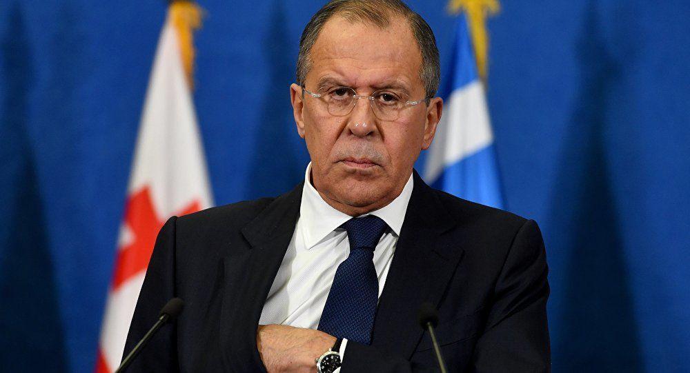 """У Лаврова угрожают """"бомбить"""" тех, кто заходит в территориальные воды Украины, которые РФ считает своими"""