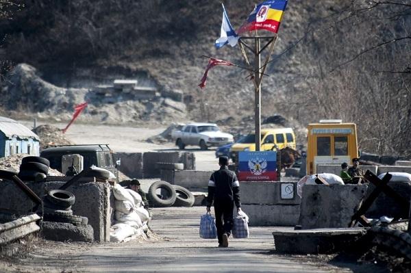 станица луганская, блокпост, боевики, луганск, услуги, диспетчер, стоимость