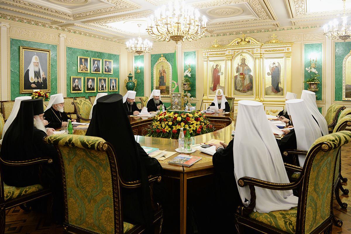 Помешать автокефалии Украины любой ценой: в Москве созвали внеочередное заседание синода РПЦ