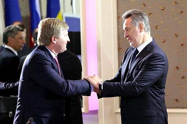 Украина, политика, общество, Ахметов, Фирташ, СМИ, ДНР, террористы