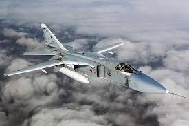 Шесть российских военных самолетов перехвачены над Черным морем