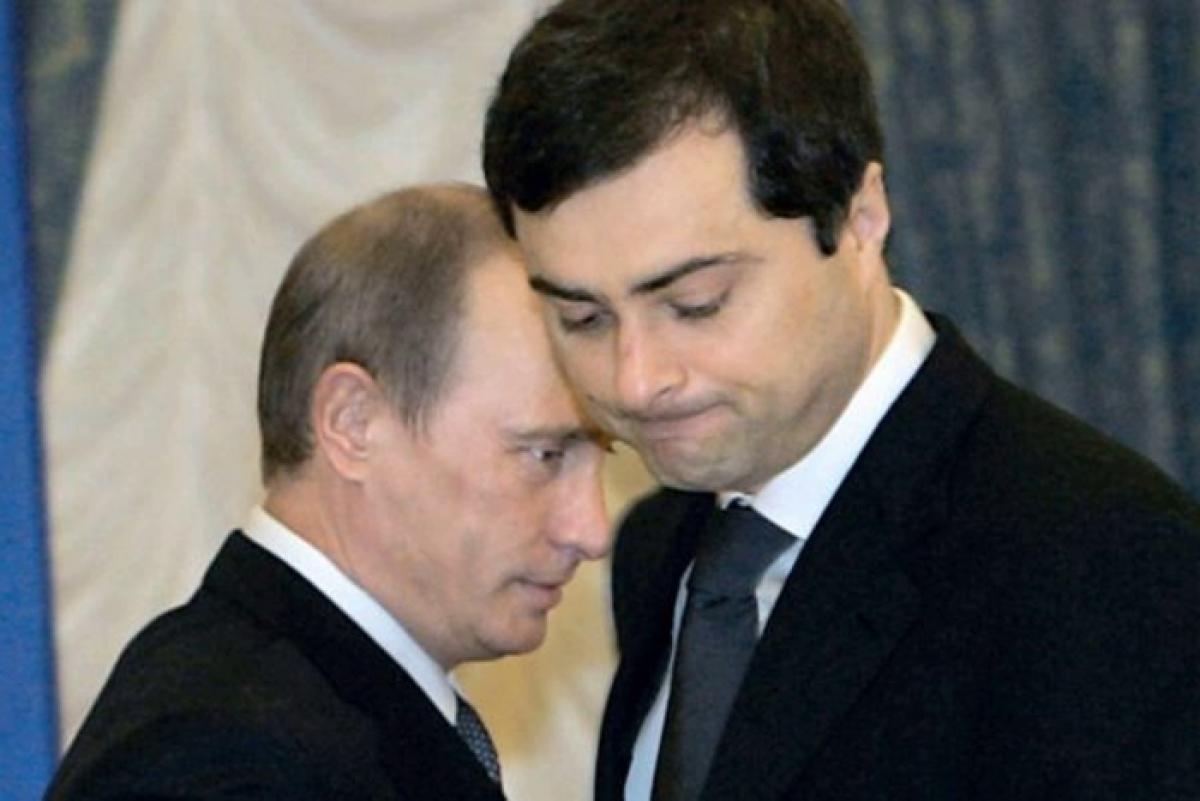 """В РФ назвали причину """"нетипичной"""" отставки Суркова: """"Путин пошел на сделку: детали"""