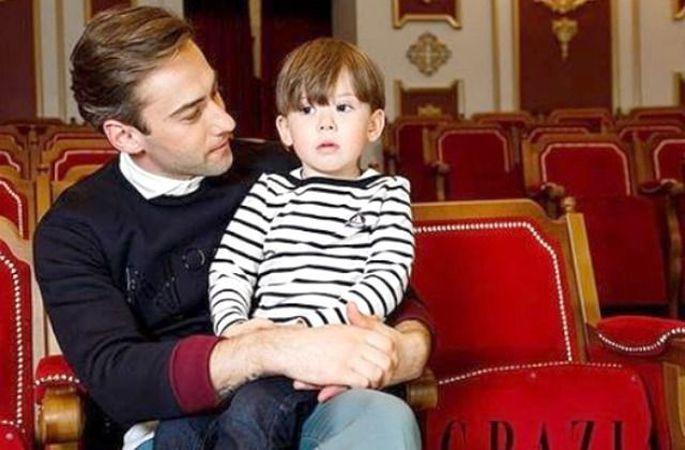 Весь в маму: Шепелев впервые за долгое время показал подросшего сына от Жанны Фриске