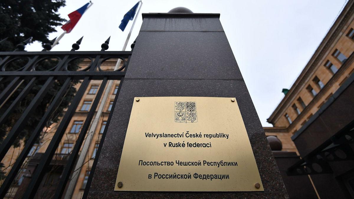 Россия приняла решение по чешским дипломатам в ответ на высылку Чехией российских разведчиков