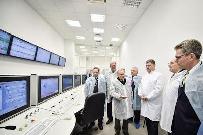 В Харькове при поддержке США была запущена первая ядерная установка: Порошенко и Пайетт участвовали в церемонии