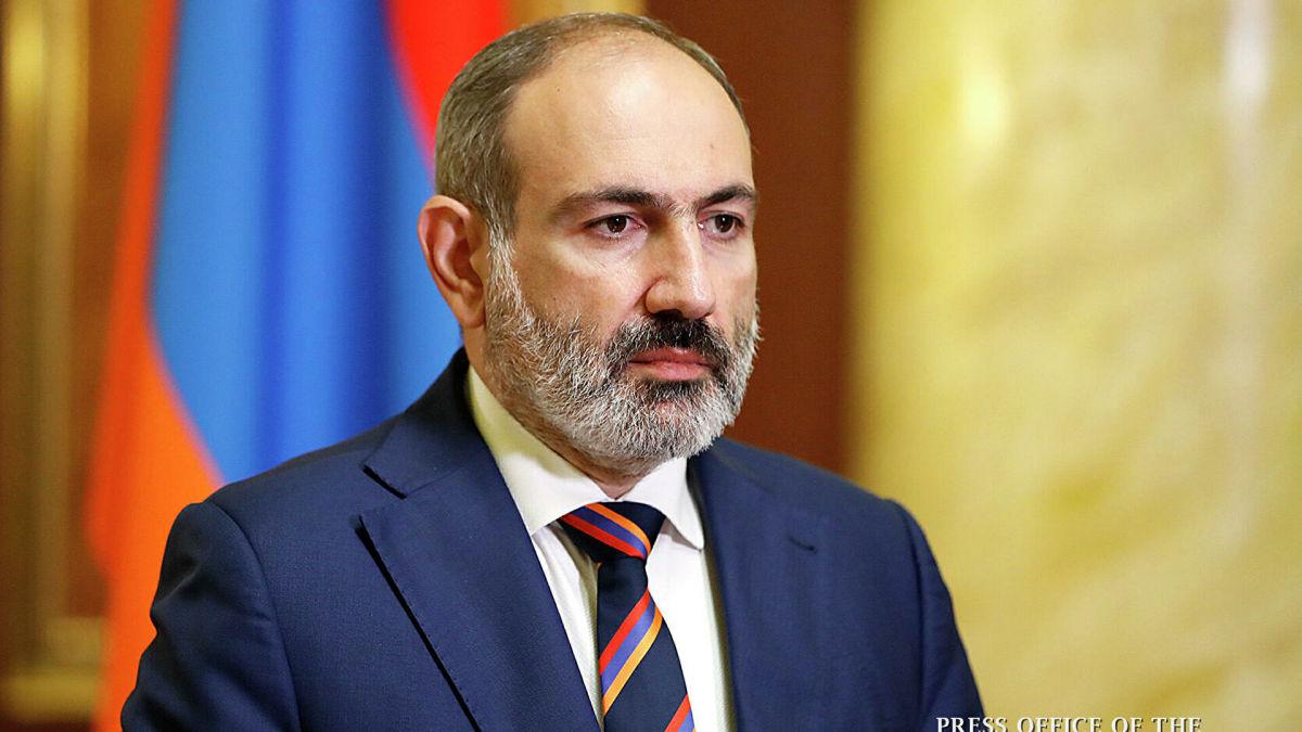 Военный переворот в Армении вспыхнул после заявления Пашиняна о России