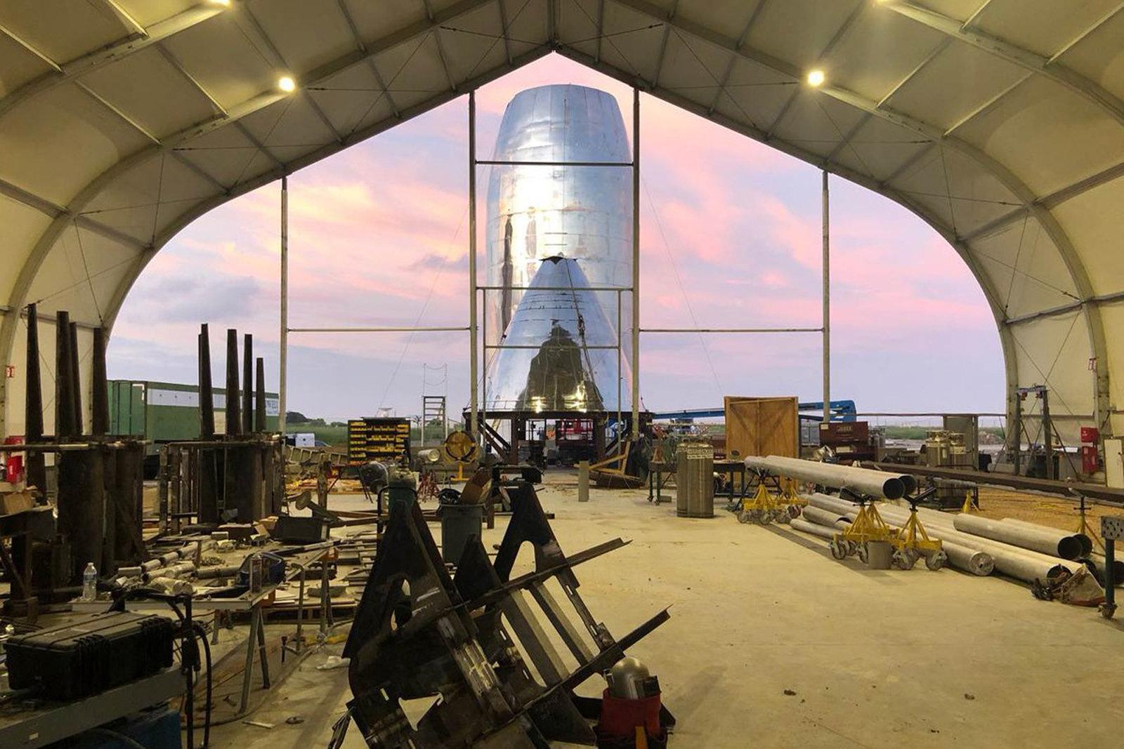 SpaceX, Илон Маск, Starship, Испытания, Запуск, Космос, Наука, Техника, США, СМИ