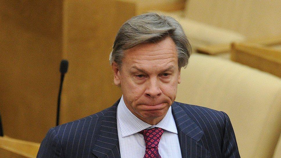 Российский депутат Пушков беспокоится за ИГИЛовцев, терпящих поражения в Ираке: теперь они вынуждены выживать