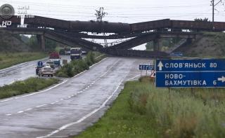 Из-за событий на востоке Украины железная дорога потеряет до 3 миллиардов гривен