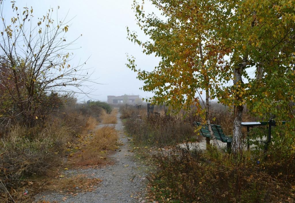 Так сегодня выглядит Иверское кладбище в Донецке: хоронят, несмотря на разруху