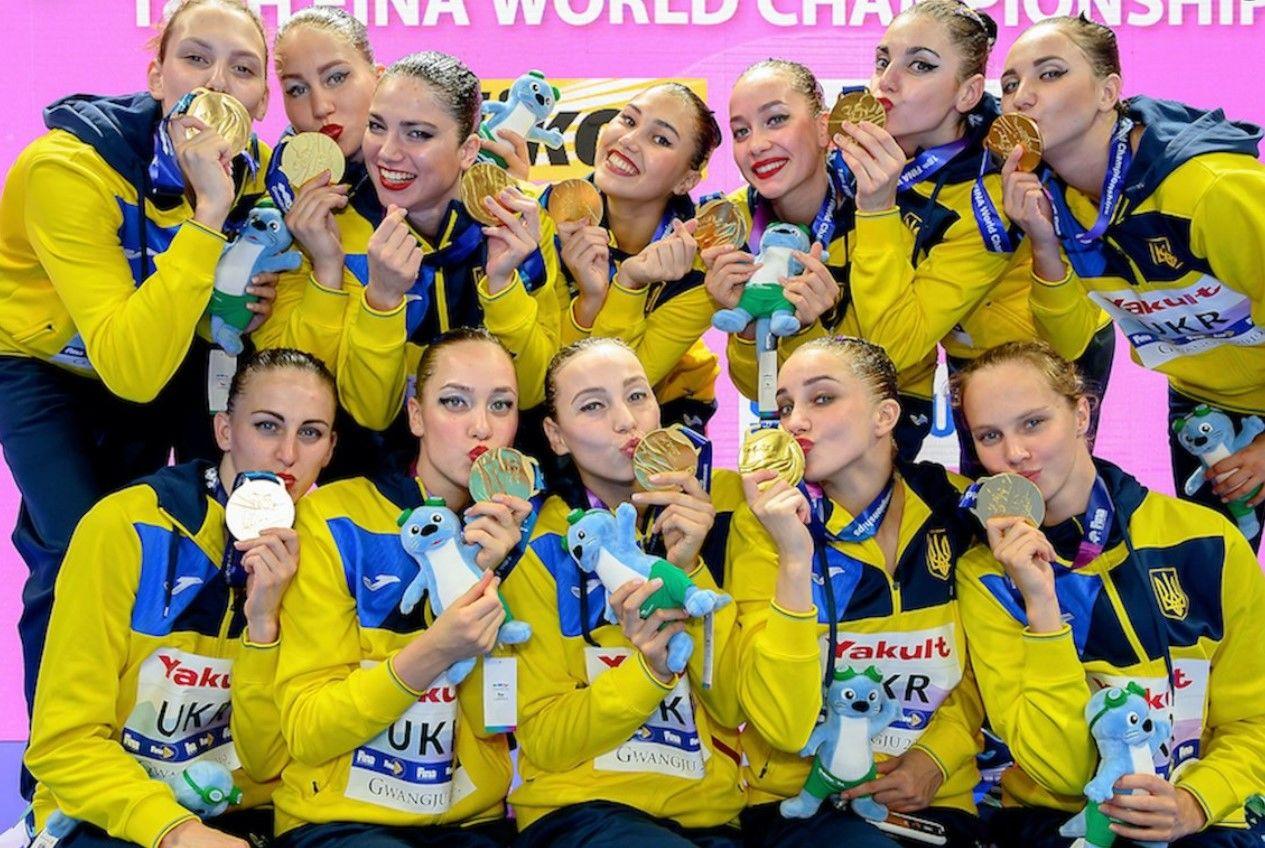 """""""Да, мы это сделали"""", - Украина произвела фурор на ЧЕ в Будапеште: сборная поставила рекорд по числу медалей"""