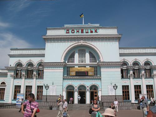 Мэрия Донецка: В городе тихо, энергоснабжение восстановлено на поселке Октябрьский