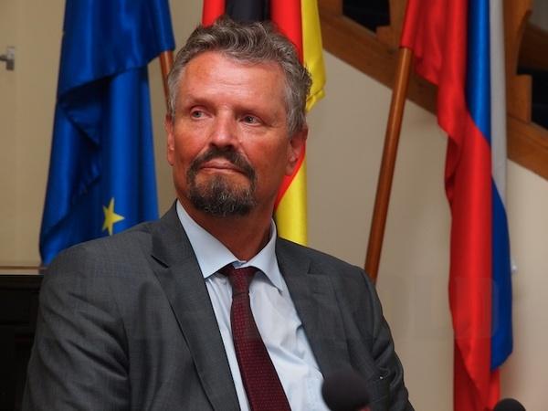Гернот Эрлер: для России не будет никаких уступок по вопросу Донбасса