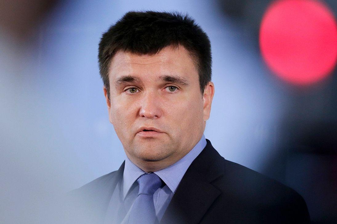 """Климкин: """"Ожидал более жесткую реакцию ЕС на Лукашенко. Но, говорят, еще не конец"""""""
