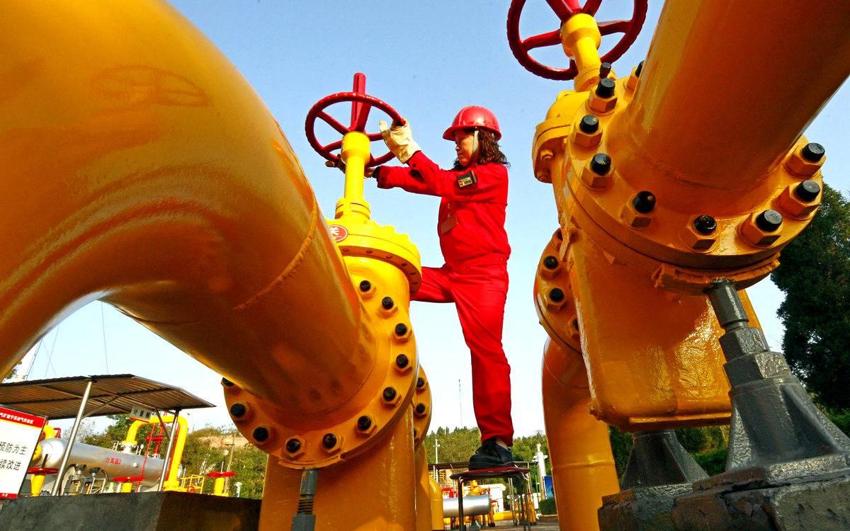 Китай внезапно стал газовым гигантом - Кремль рискует потерять многомиллиардный контракт