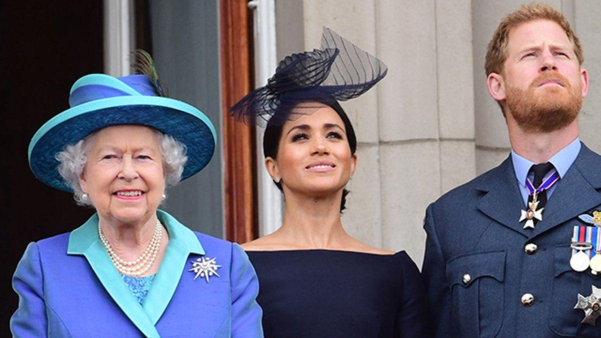 Меган Маркл и принц Гарри обрадуют королеву Елизавету-II 10-м правнуком